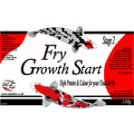 S&C Koi Label - Fry Growth Start 130g 2