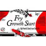 S&C Koi Label - Fry Growth Start 130g