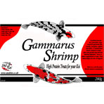 S&C Koi Label - Gammarus Shrimp 280g