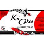 S&C Koi Label - Koi Cakes 400g