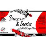 S&C Koi Label - Sturgeon 3mm 1600g