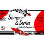 S&C Koi Label - Sturgeon 4,5mm 750g