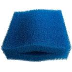 biotec filter foam blue