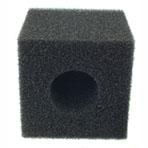 foam cube filter