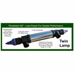 48 72 watt uv unit smart start