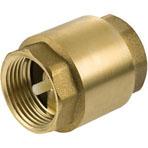 non return valve brass