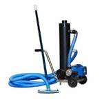 Sludge Terminator Vac Kit Handles Solids Stones etc